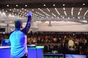 03. HERBALIFE EXTRAVAGANZA 2015 DJ Myrrha DJ Corporativo