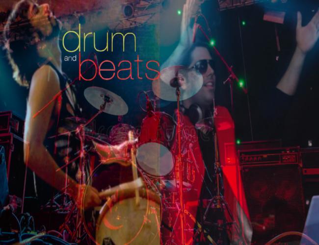 Drum and beats - Pocket Show DJ - Myrrha