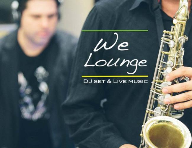 We Lounge DJ Myrrha banner 1